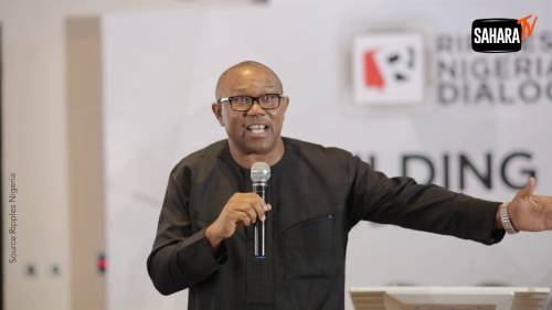 Official:Mr Peter Obi Is The Running Mate To Atiku Abubakar