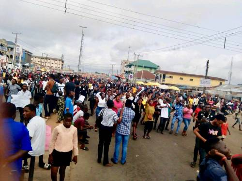 NANS Gives FG 7-day Ultimatum Over ASUU Strike​