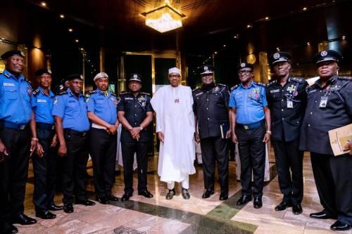 Breaking News:Buhari Approved Increase In Salaries OfPolicemen