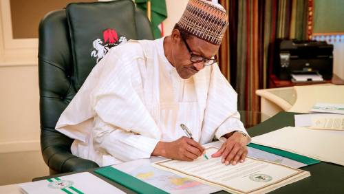 Breaking News:Buhari Approved Reduction In The Costs Of JAMB, SSCE, NECO Forms