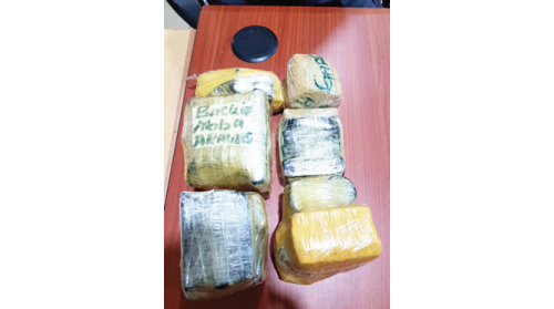 EFCC Intercepted N211million Gold Being Illegally Moved From Lagos To Dubai