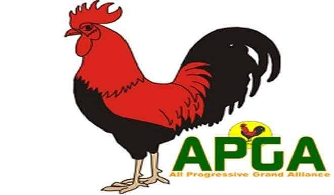 UJU EDOCHIE BLOG : APGA , A CATHOLIC PARTY OR A PARTY FOR THE CATHOLICS.