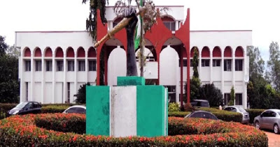 Breaking News:Police unseals Anambra Assembly Complex