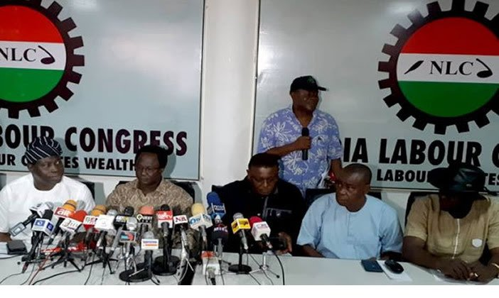 Breaking News : Labour(NLC)  Suspends  Nationwide Strike At The Eleventh Hour.