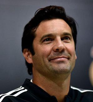 Real Madrid Appoint Santiago Solari Until2021.