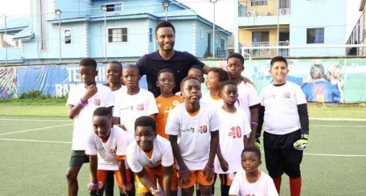 Mikel Obi Begins Search For Young African Football Stars