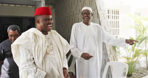 APGA(INTRUDERS)  Faction Threatened  Obiano To Resign For Endorsing Buhari