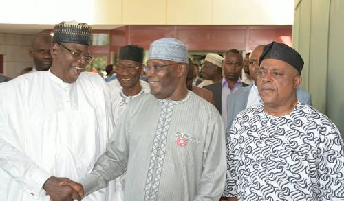 2019: Obasanjo, Atiku, Secondus Met, Renew Strategies​