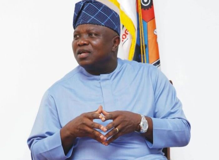 Breaking News:Governor Ambode's Commissioner Resigns From APC
