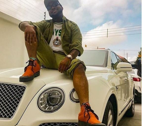 Breaking News:NYSC Canceled Davido's One Year Service