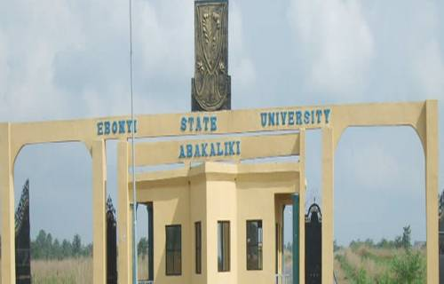 63Lecturers,Staff For Forgery,Sexual Harassment Sacked In Ebonyi Varsity