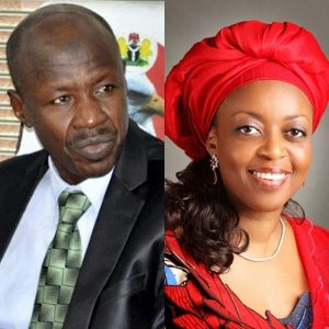 "We Can't Produce Diezani In 72hrs"" – EFCC Chair, Magu Reacts To Court Order"