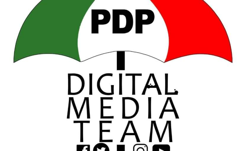 Press Release:PDP Holds Presidential Campaign Rally In Sokoto OnMonday