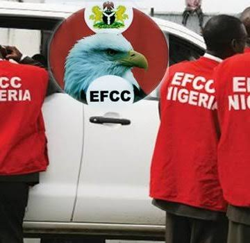 Breaking News:EFCC Arrests 9 Yahoo Boys, Recover Cars (Picture)