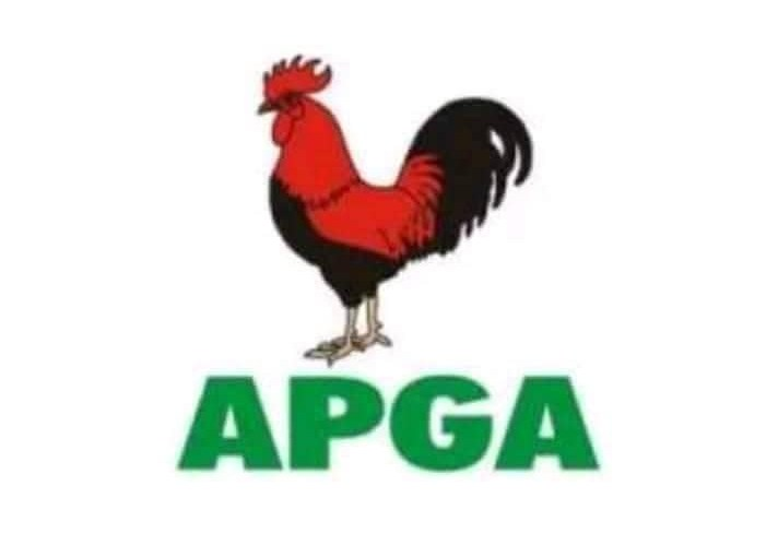 BREAKING NEWS :APGA UMUDIOKA WARD  2 SUSPENDED THEIR CHAIRMAN OKECHUKWU UDEAGU.