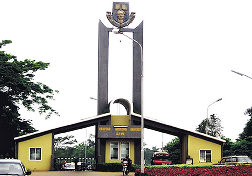 182 Graduates Bag First Class As OAU Holds 43rd Convocation
