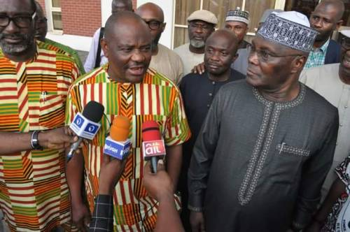 PDP Campaign Council: Pressure On Wike To RescindResignation
