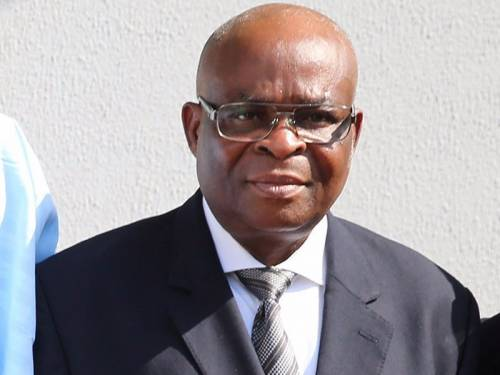 Breaking News : Buhari Suspends Onnoghen, Swears In Tanko Mohammed As Acting CJN