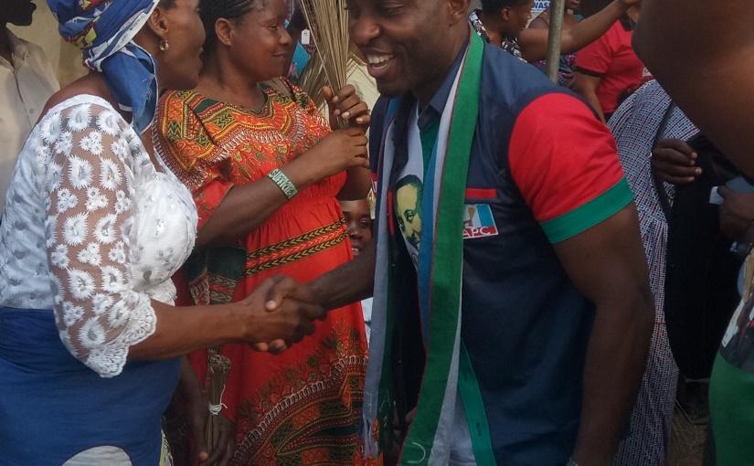 Anambra APC Reps Candidate CongratulatesWinner
